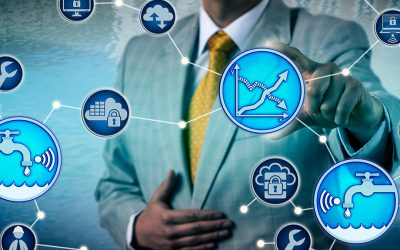 The role IoT and AI has in the digital transformation of water utilities